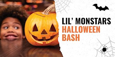 Lil' Monstars  Halloween Bash tickets