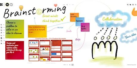 Effektives Brainstorming mit einem verteilten Team Tickets