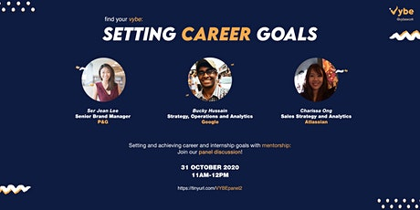 How to Set and Achieve Career Goals With Mentorship tickets
