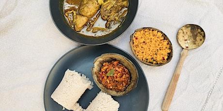 Sri Lankan Pittu & Curry Night tickets