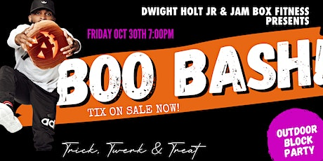 Boo Bash Featuring ATL's Own DWIGHT HOLT JR. tickets