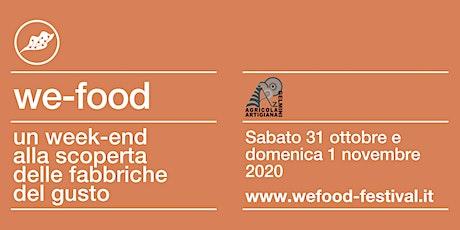 We-Food 2020 @ Azienda Agricola Gelmini biglietti
