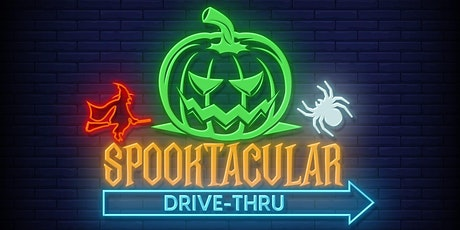 Halloween Spooktakular Drive Thru tickets
