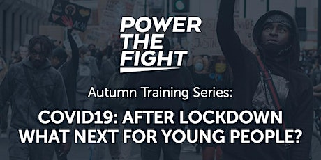 POWER THE FIGHT: Race and Young People Workshop with Ben Lindsay tickets
