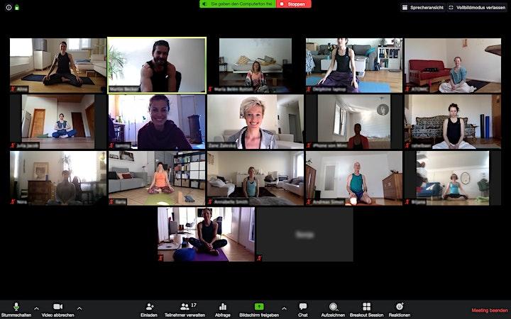 Feel Great -  Yoga Flow (45') - online, live & interactive: Bild