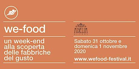 We-Food 2020 @ Adelia Di Fant biglietti
