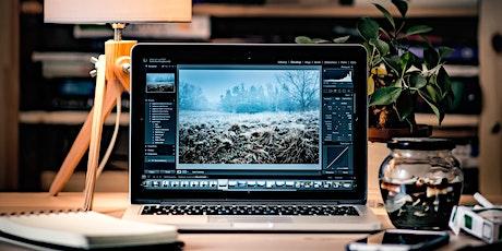 Virtual Photography Class | Lightroom 101 tickets