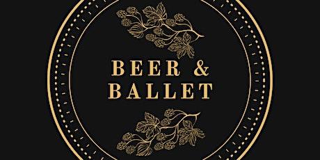 Beer and Ballet: Full Tilt Brewing tickets