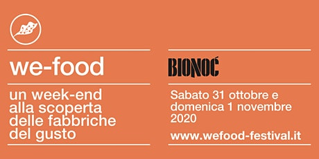 We-Food 2020 @ Birrificio Bionoc' biglietti