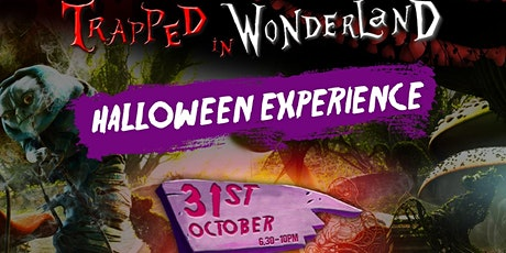 Trapped In Wonderland Halloween Experience: London tickets