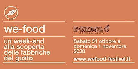 We-Food 2020 @ Dorbolò Gubane biglietti
