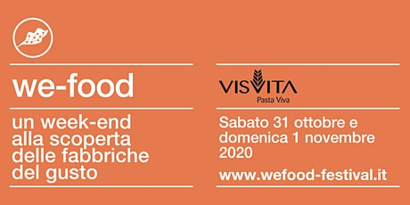 We-Food 2020 @ VisVita tickets
