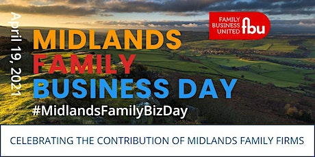 Midlands Family Business Day 2021 tickets