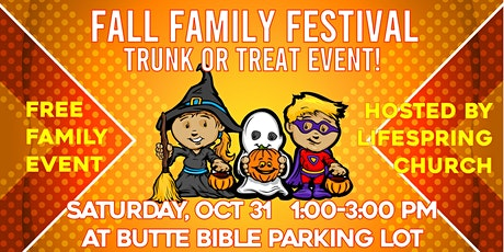 Lifespring Church Fall Family Festival tickets