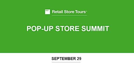 Retail Store Tours: Pop-Up Store Summit tickets