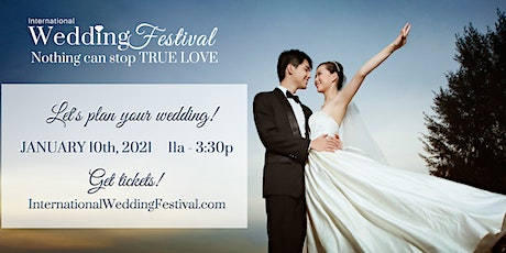 Bay Area Wedding Festival ~ January 10, 2021 tickets