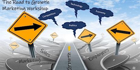 Marketing Online Workshop: Growth Engine for Startups tickets