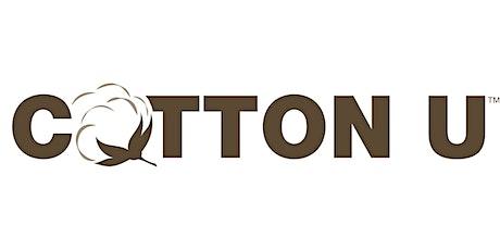 Cotton U 2020 tickets