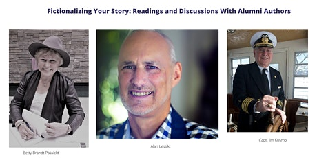 Fictionalizing Your Story: Readings and Discussions with Alumni Authors tickets