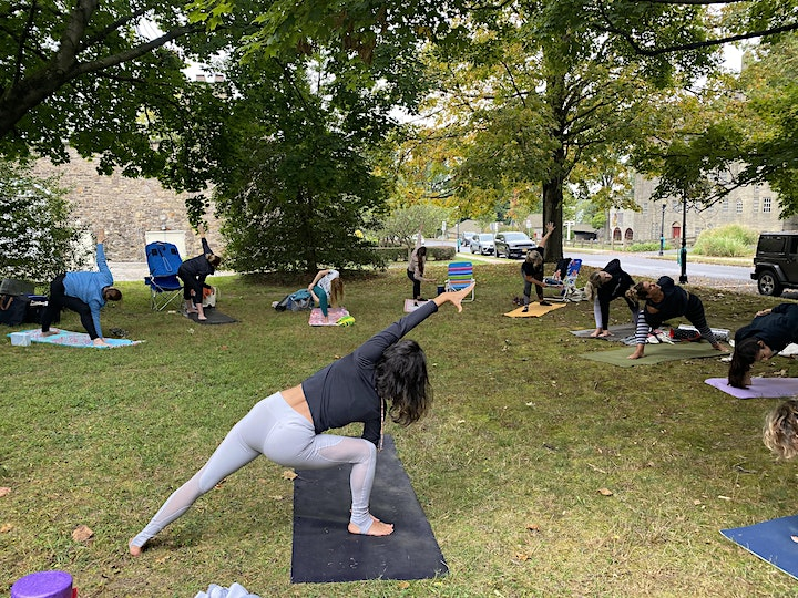 Release and Rialign Yoga/Healing Retreat in Lebanon,  NJ! image