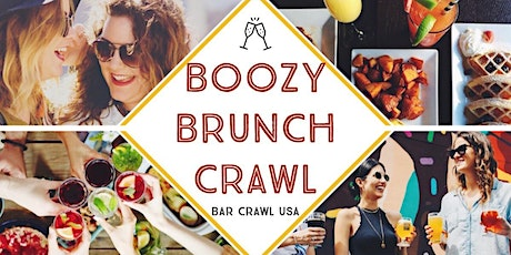 The Boozy Brunch Crawl: Columbia, SC tickets