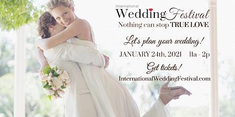 Modesto Wedding Festival ~ January 24, 2021 tickets