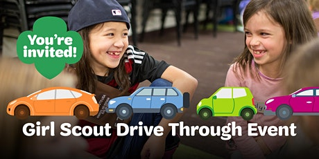Girl Scout Drive Through Sign-Up Event-St. Paul
