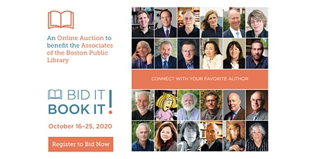 Bid it! Book it! An Online Auction to Benefit the Associates of the Boston tickets
