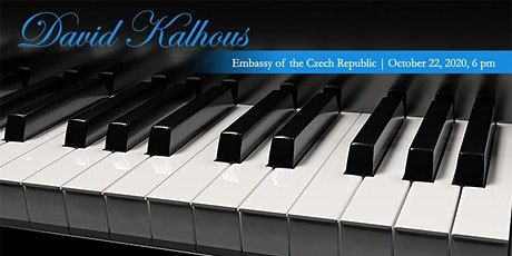 Piano Recital: David Kalhous tickets
