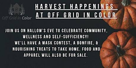 Harvest Happenings tickets