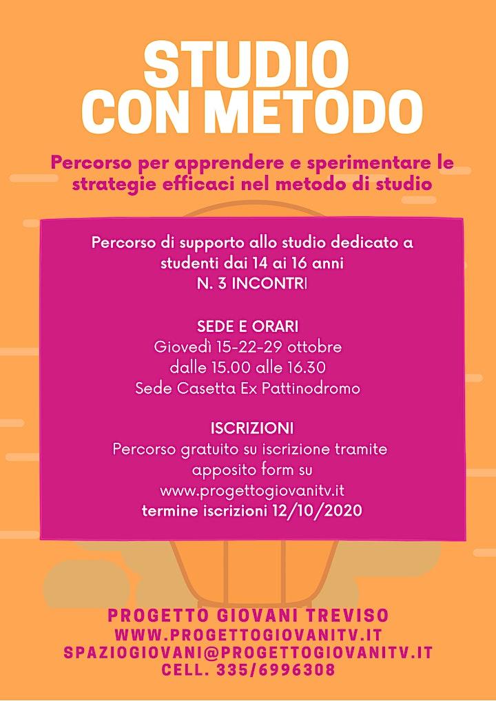 Immagine Studio con metodo- ottobre 2020