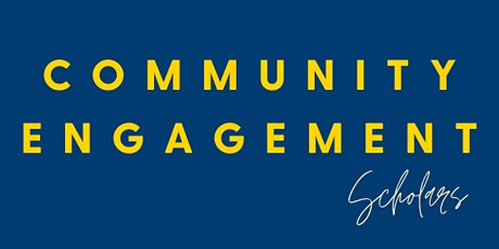 Community Engagement Scholars Info Session - November tickets