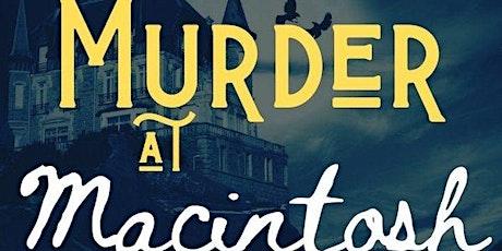 As Seen On 6abc! Murder at Macintosh Mansion: Virtual Mystery (Nov.  2020) tickets