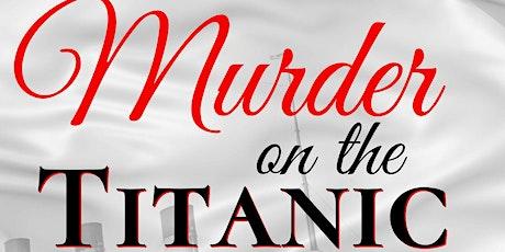 As Seen On 6abc! Murder on the Titanic: Virtual Murder Mystery (Nov. 2020) tickets