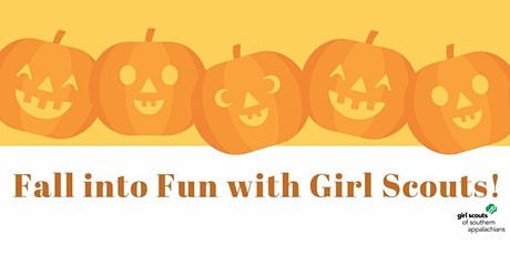 Fall into Fun with Girl Scouts! tickets