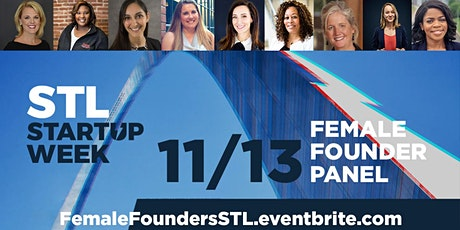 Female Founder Panel + Networking: How to Level Up & Scale tickets