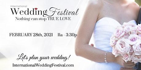 Stockton Wedding Festival ~ February 28, 2021 ~ Stockton Bridal Show tickets