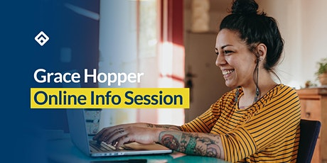 Grace Hopper Program Online Information Session tickets