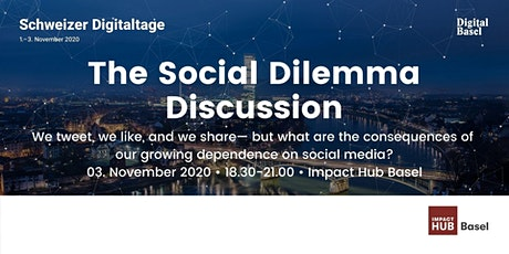 The Social Dilemma - Discussion Tickets