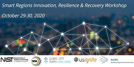 Smart Regions Innovation, Recovery, & Resilience Virtual Workshop tickets