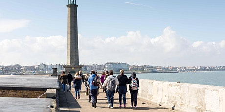 Turner & the elements: A Margate walking tour tickets