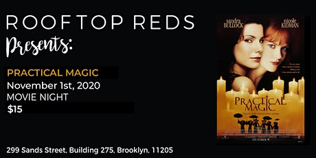 Rooftop Reds Presents: Practical Magic tickets
