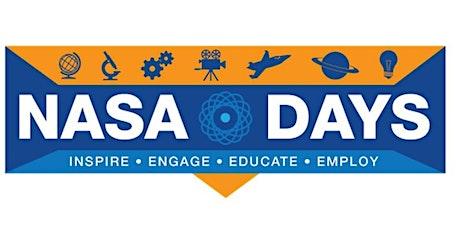 NASA Days: Internship Information Session tickets