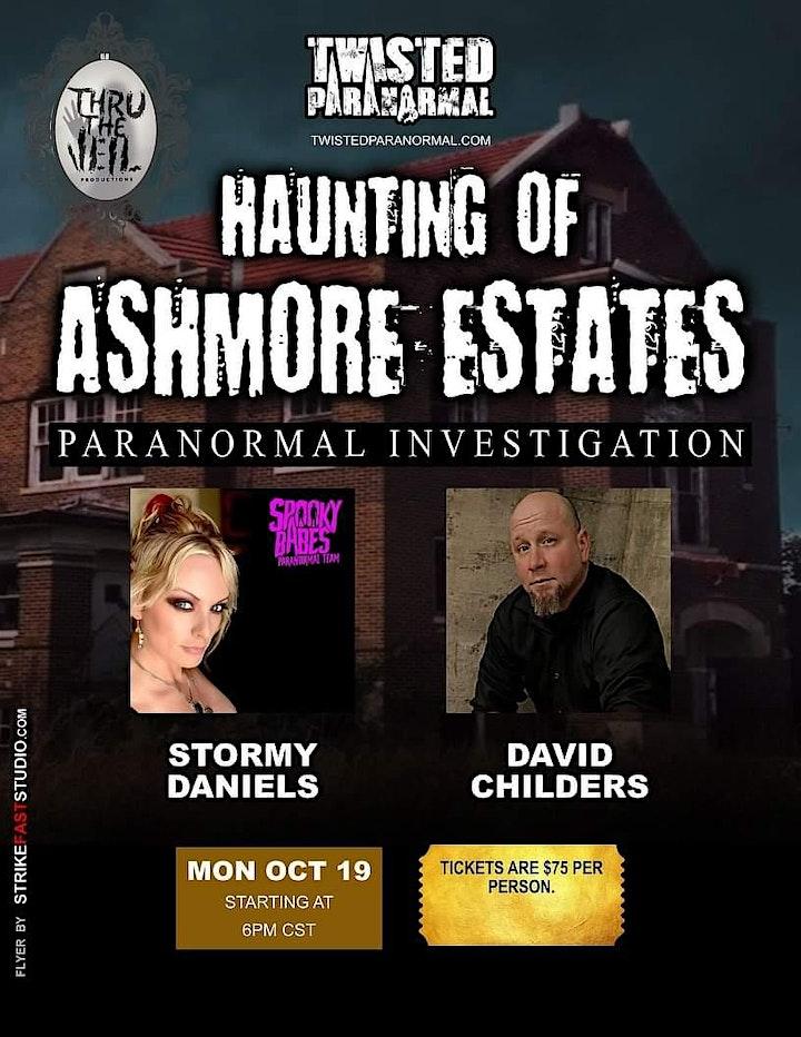 Paranormal Investigation at Ashmore Estates image