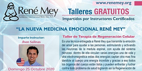 Octubre 25 Miami Talleres Tecnicas Medicina Emocional ReneMey tickets