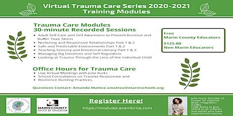 Trauma Care Training Modules