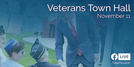 Veterans Town Hall tickets
