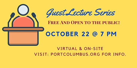 2020 Guest Lecture Series: Greg Biggs tickets