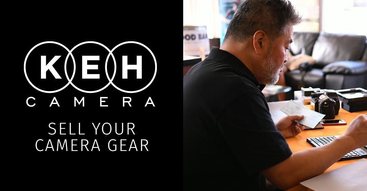 Sell Your Camera Gear at Jack's Camera