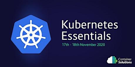 Kubernetes Essentials Workshop tickets